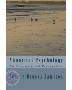 Abnormal Psychology: An International Perspective: - IBSOURCE