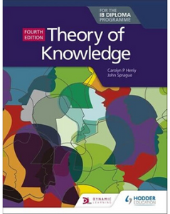 9781510474314: Theory of Knowledge for the IB Diploma Fourth Edition