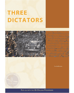 9781876659707, Three Dictators: A Study of Hitler, Mao and Castro for the IB
