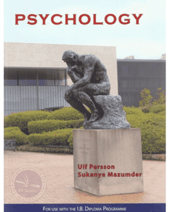 9781921917981, Psychology for IB Diploma IBID Press (updated for new curriculum)