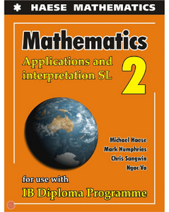 9781925489576, IB Mathematics Applications & Interpretation SL