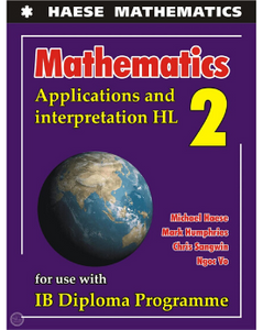 9781925489729, IB Mathematics Application & Interpretation HL Textbook (NYP Due July 2019) - IBSOURCE