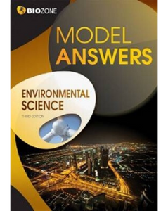 9781927173602, Environmental Science Model Answers