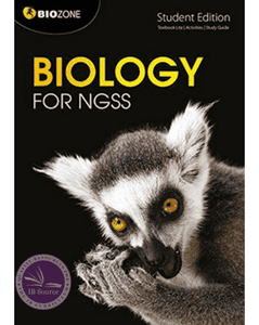 9781927309469, IB Biology for NGSS (2nd Edition) Student Workbook Edition