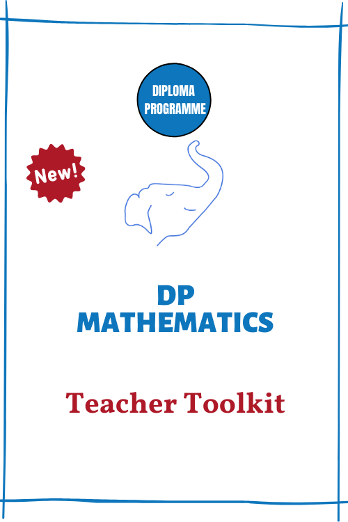DP Mathematics Teacher Toolkit (1-Year Subscription)