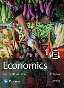 Economics for the IB Diploma 2/e (NYP Due August 2021)