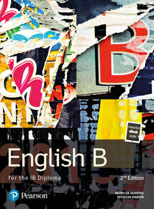 IB Diploma English B eBook only (NYP Due July 22, 2019) - IBSOURCE