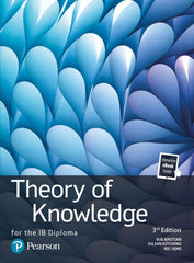 IB Theory of Knowledge  (eBook only edition) 3/e (NYP Due July 2020)