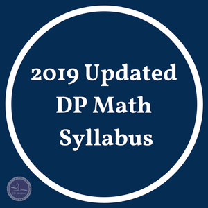 IB Mathematics Analysis & Approaches HL (NYP Due April 2019)