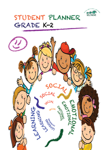 Social-Emotional Learning (SEL) Student Planner Grade K-2