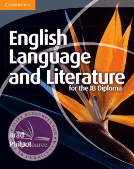 English Language and Literature for the IB Diploma -Cambridge University Press IBSOURCE