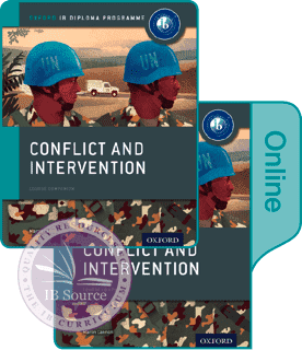 History Conflict and Intervention Print and Online Course Book Pack -Oxford University Press IBSOURCE