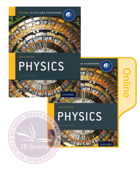 IB Physics 2014 Edition (Print + Online Course Pack) -Oxford University Press IBSOURCE