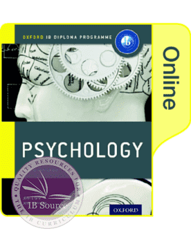IB Psychology Online Course Book -Oxford University Press IBSOURCE