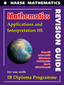 Mathematics: Applications and Interpretation HL REVISION GUIDE - 12 Month License