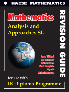 Mathematics: Analysis and Approaches SL REVISION GUIDE  12 month license
