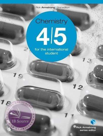Chemistry 4/5 for the International Student -Cengage Australia IBSOURCE