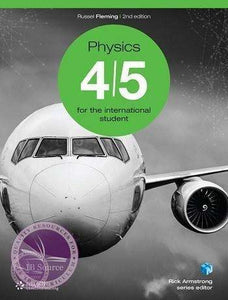 Physics 4/5 for the MYP Teacher resource 2nd Ed (Online Resource Registration Code)