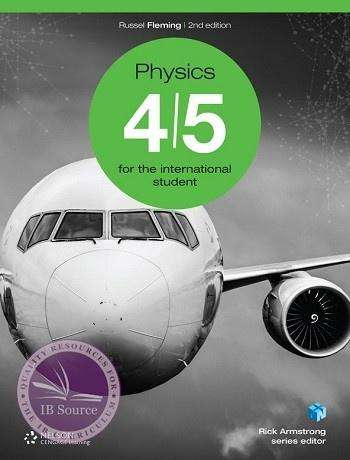 Physics 4/5 for the International Student -Cengage Australia IBSOURCE