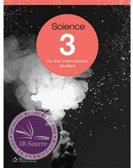 Science 3 for the International Student -Cengage Australia IBSOURCE