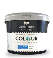 Colour World Acrylic Premium Matt - 10L (Walls & Ceilings)
