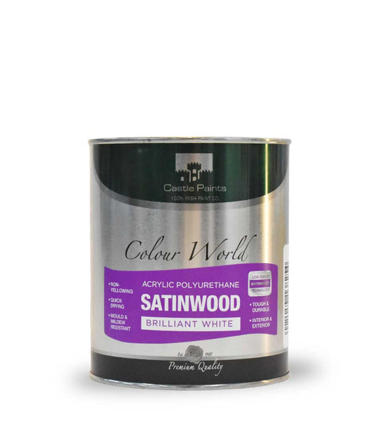 Acrylic Satinwood