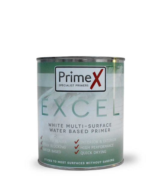 PrimeX Excel - Water-based