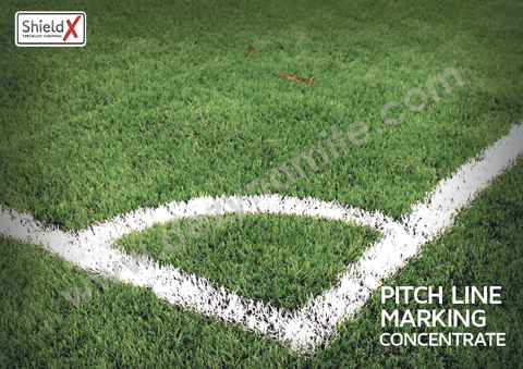 Pitch line marking concentrate