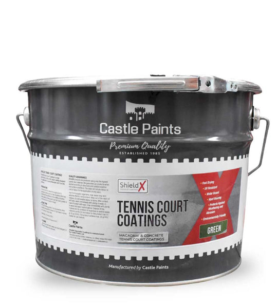 ShieldX Tennis Court Coatings