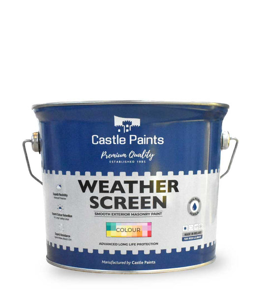 Weather Screen - Colours