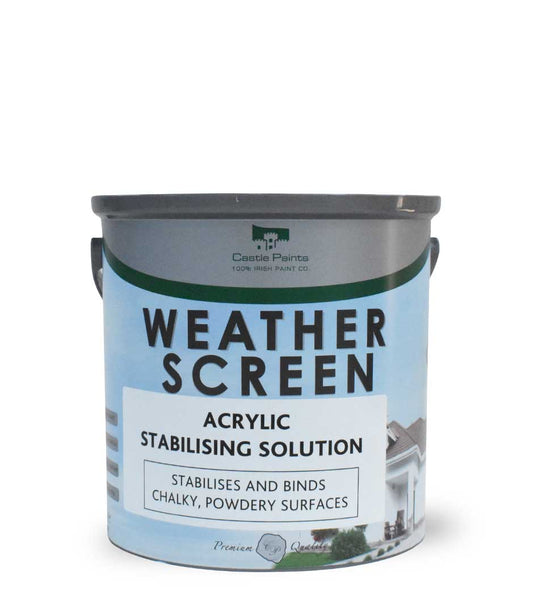 Weather Screen Stabilising Solution - Clear