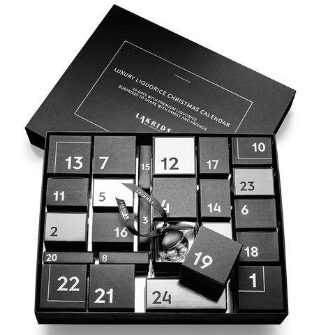Luxury Liquorice Christmas Calendar