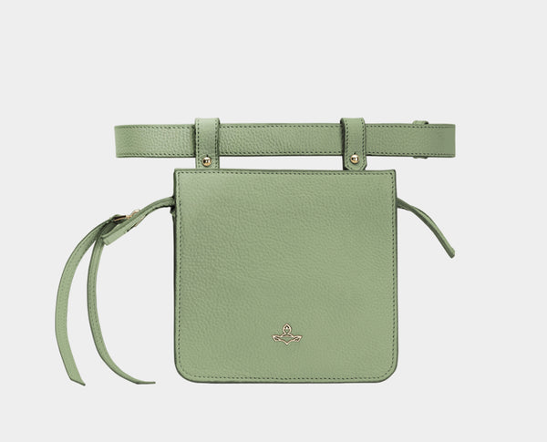 Carre Belt Bag Mint