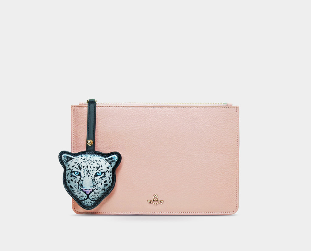 Dada Mini Clutch Leopard