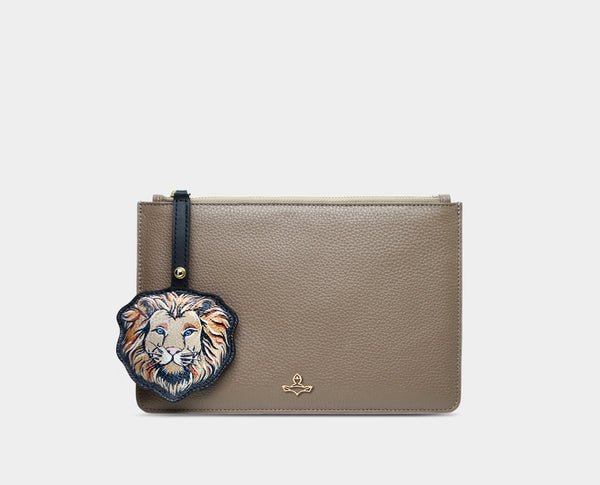 Dada Mini Clutch Lion