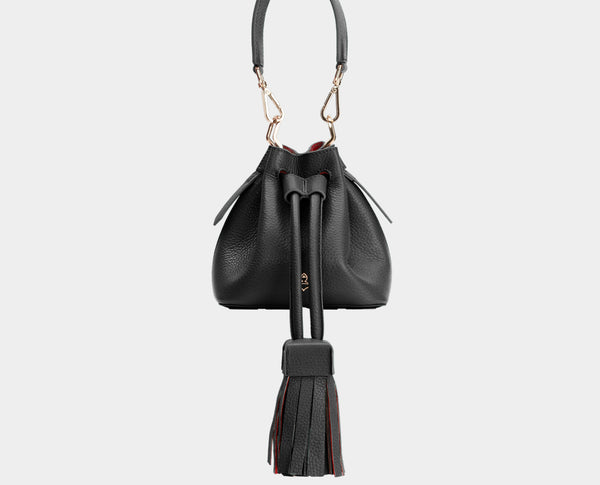 Puppet Mini Black Bag