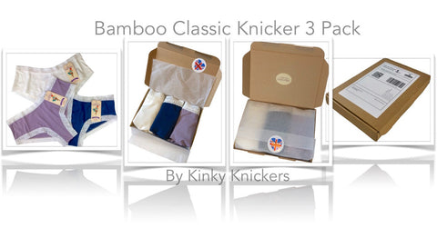 ... materials over the course of this year and our first step along this  path is the introduction of our new Bamboo Classic Knicker 3 Pack 495fed091