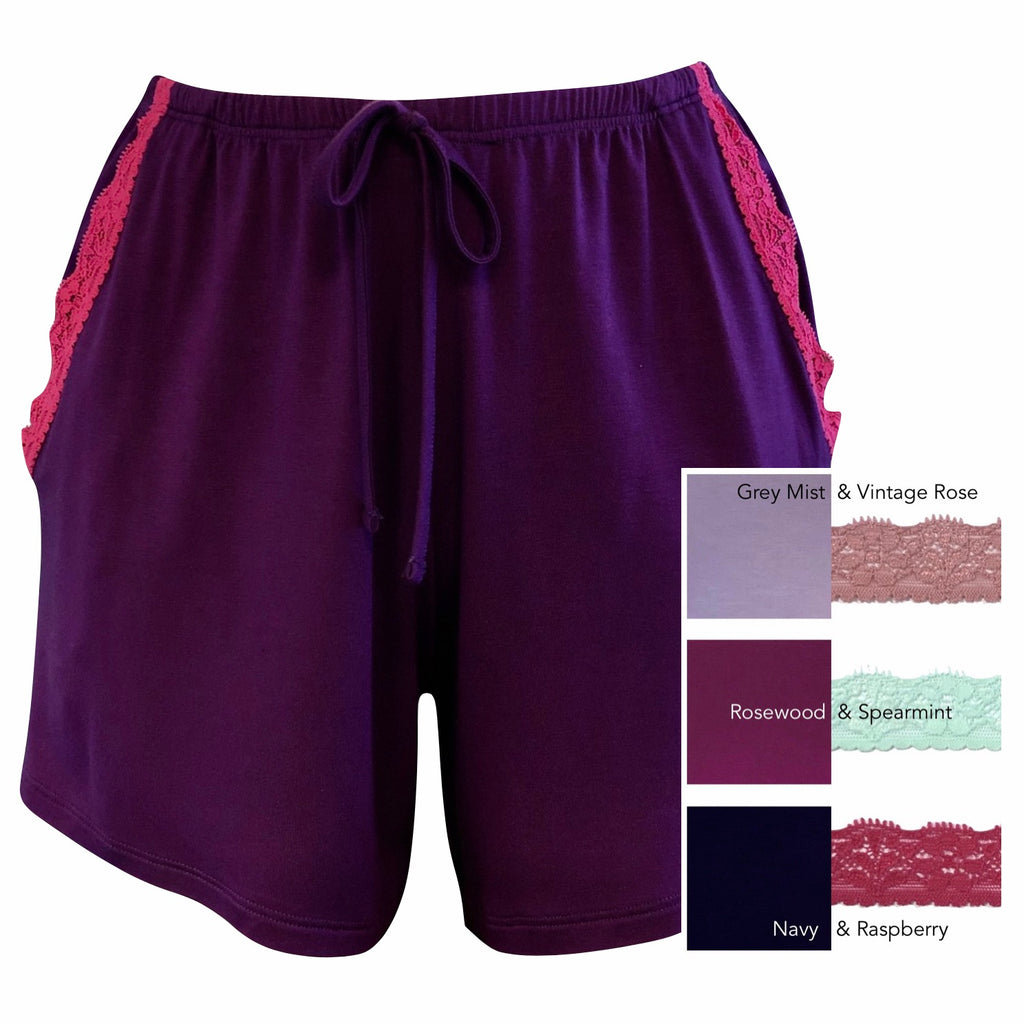 Bamboo Lounge Short