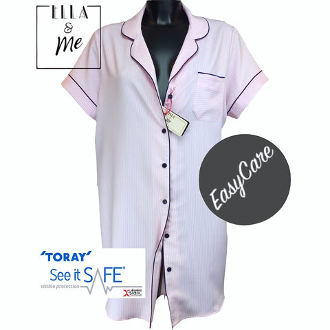 Ella & Me ...The Paramount Classic Pink Nightshirt