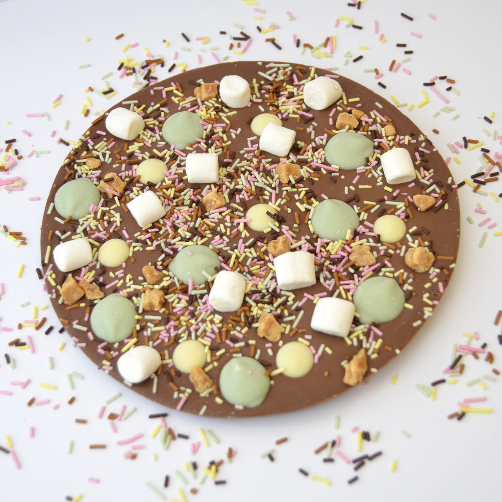 Chocolate Pizza – The Really Expensive Chocolate Company