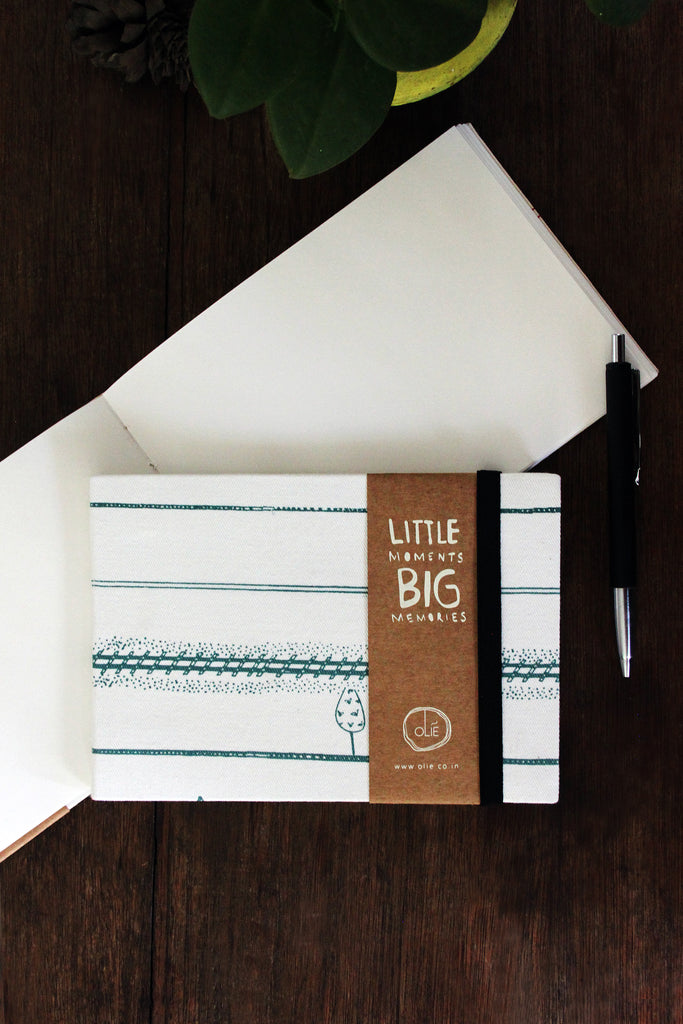 Set of 3 Journals (2 big and a small Scenery)