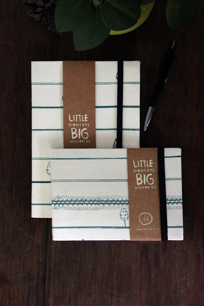Set of 2 Scenery Journals (Small and Big)