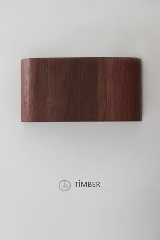 Timber Wall Lamp