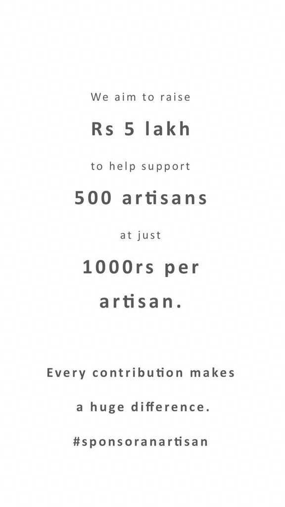 SUPPORT AN ARTISAN Donation