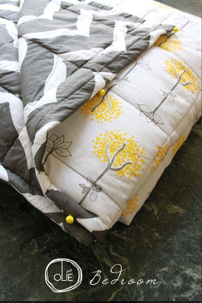 Roots & Wings Double Quilt