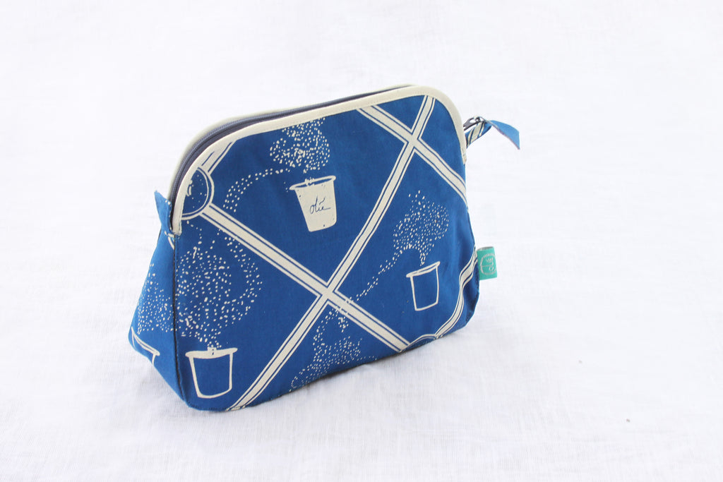 Washbag Blue Chai