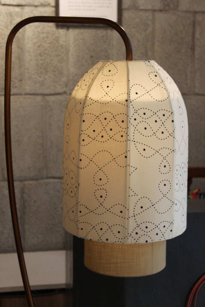 Bronze Bud Floor Lamp