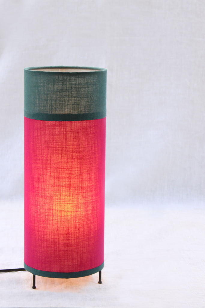 Dragonfruit Special edit table lamp