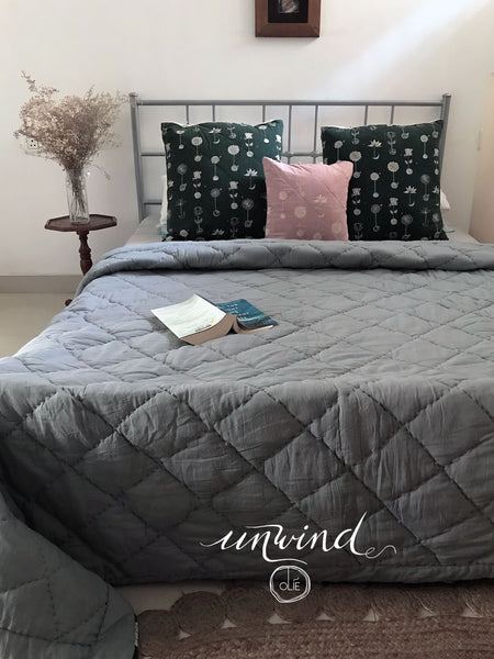 Full Bloom Double Quilt
