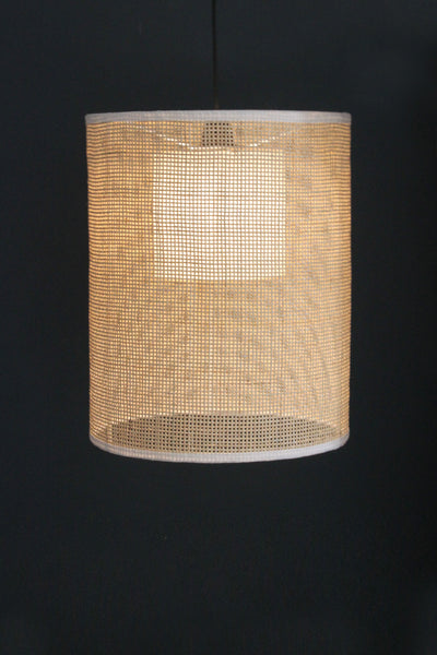 Gingham Pendant Lamp Longer